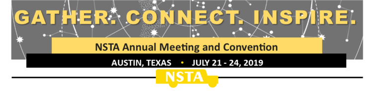 NSTA 2019 Annual Meeting & Convention